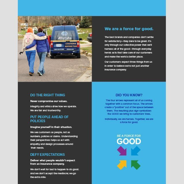 Allstate   Brand Strategy Case Studies   Rule29 Creative Agency
