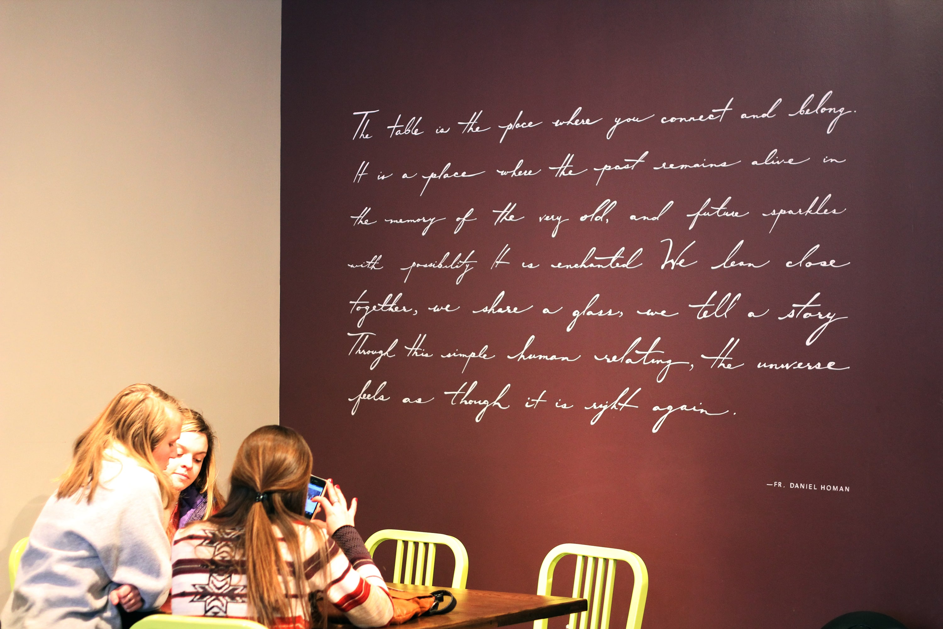 Blackberry Market Quote Wall