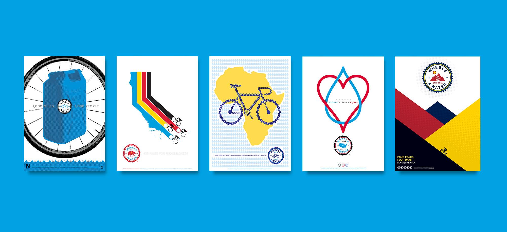 W4W Poster Designs
