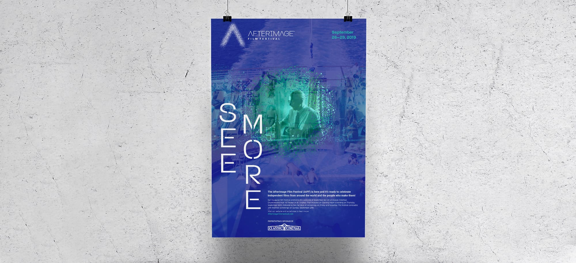After Image Movie Poster