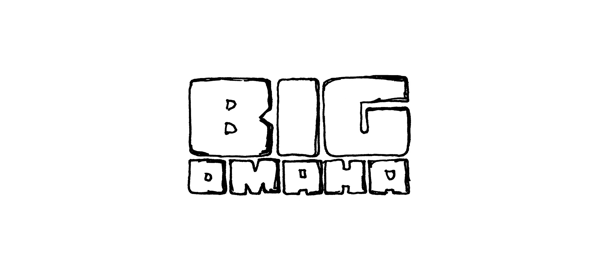 Big Omaha Logo, Year Two