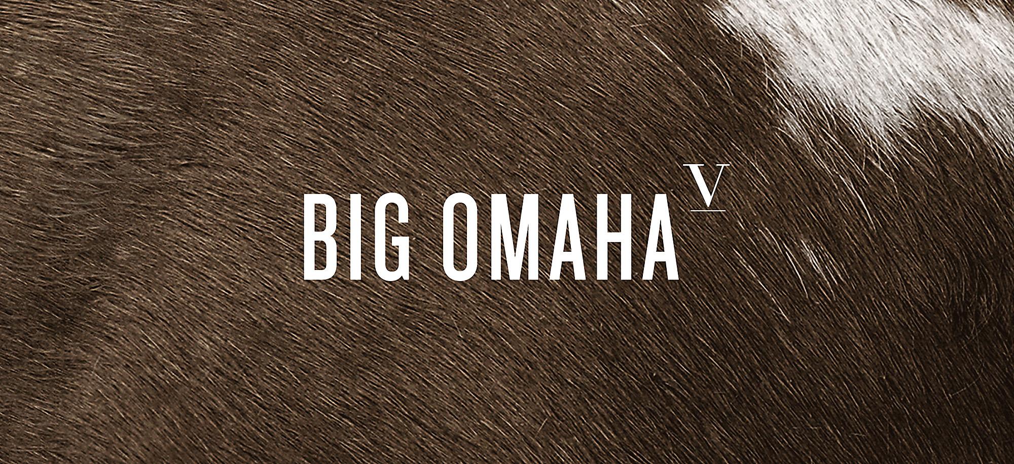 Big Omaha Logo, Year Five