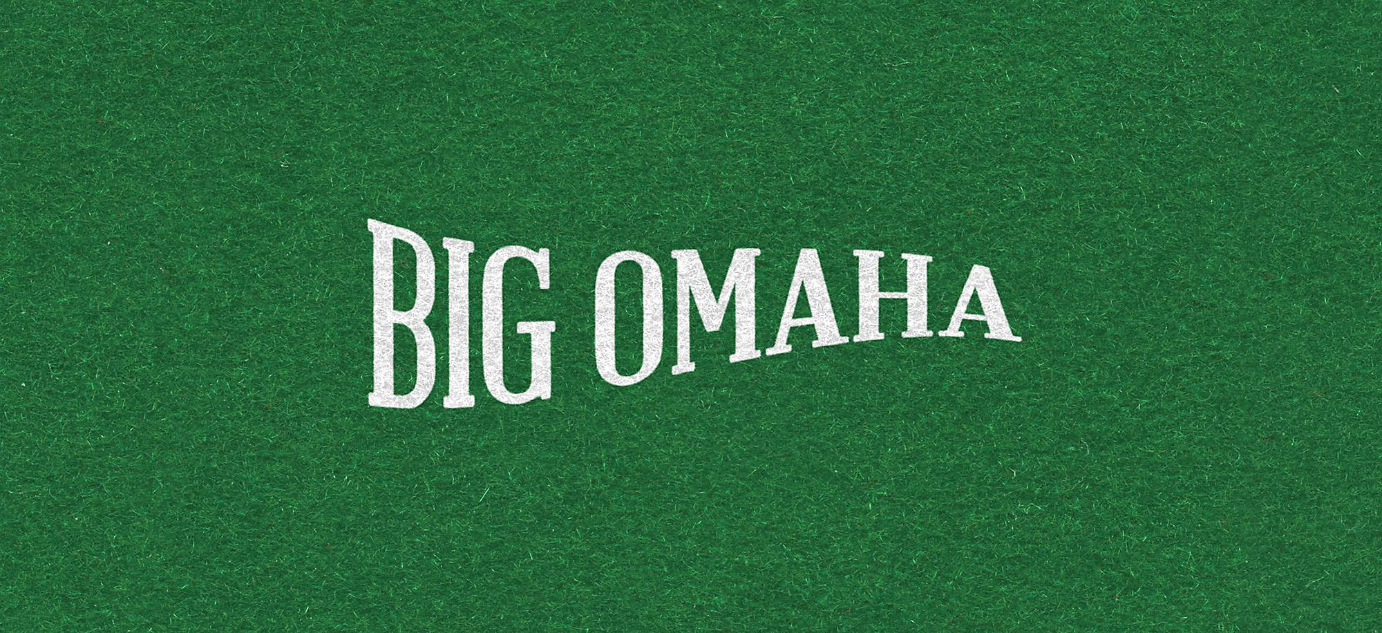 Big Omaha Logo, Year Six