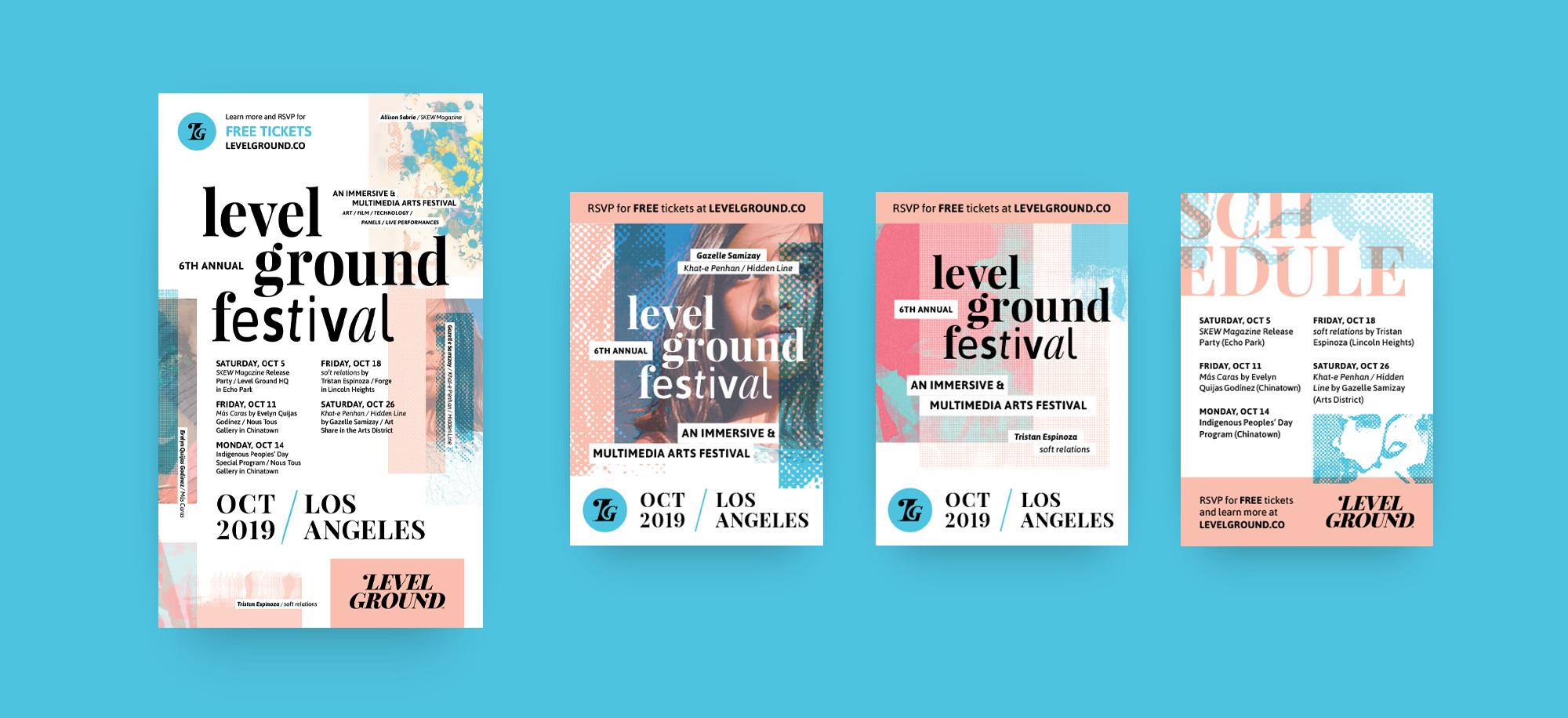 Level Ground Poster