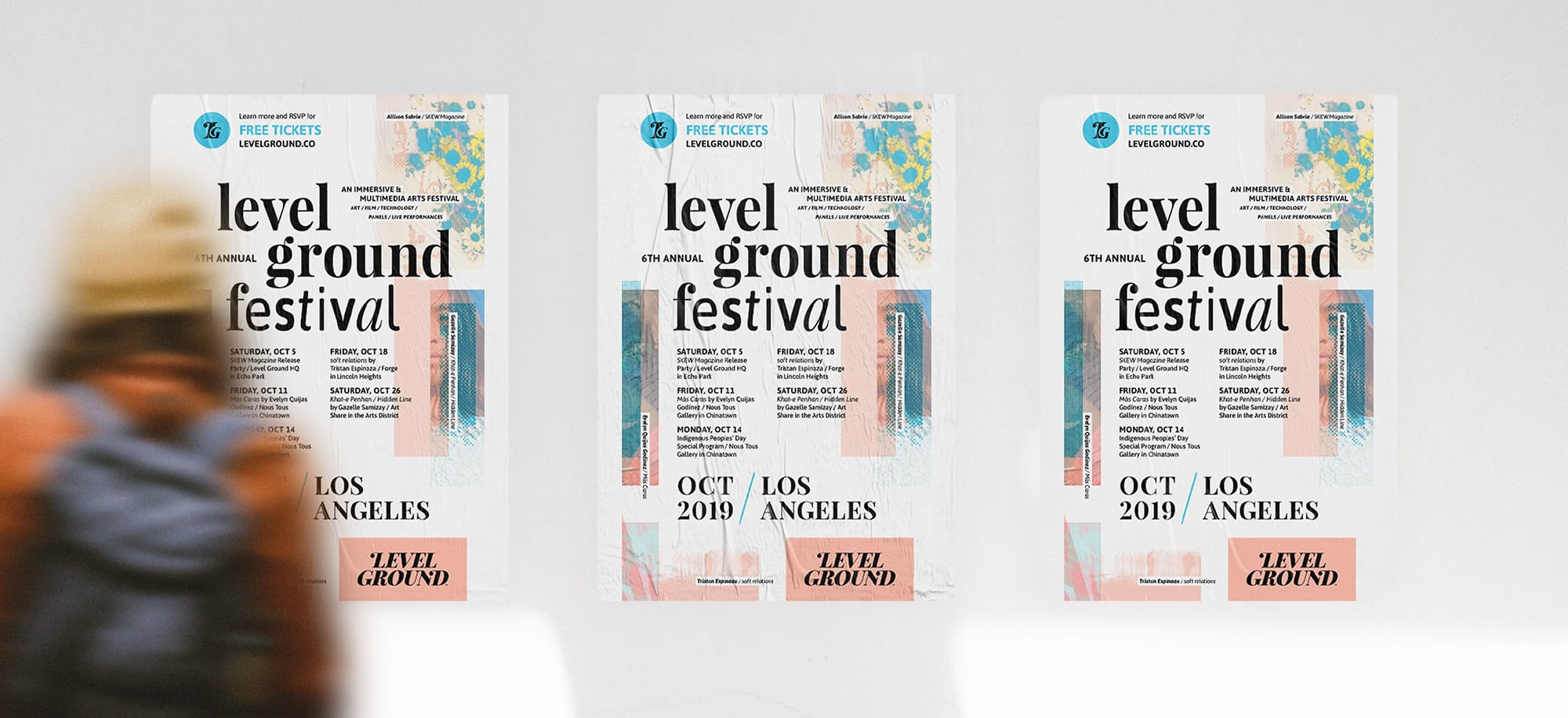 Level Ground Posters