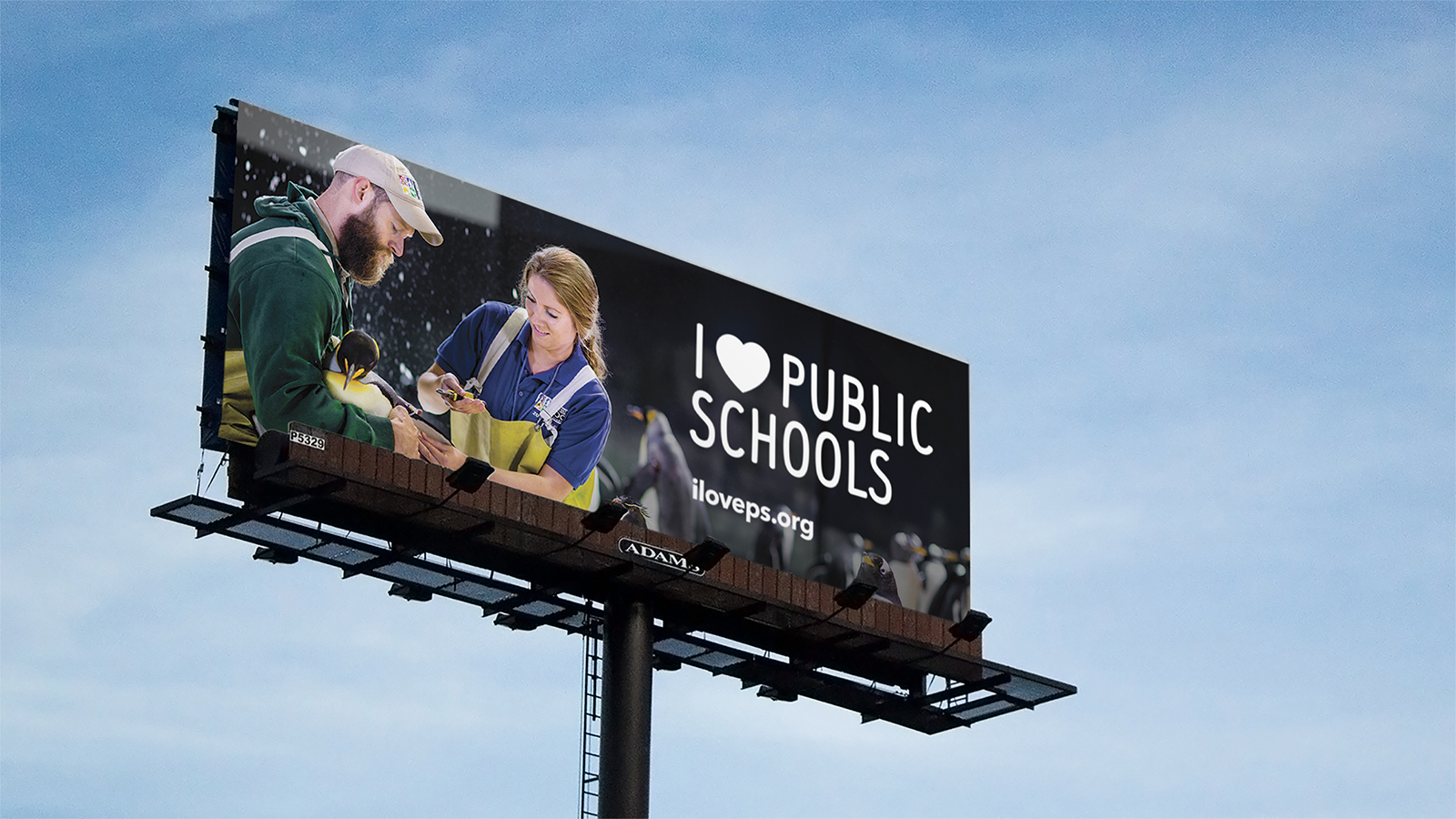 Nebraska Billboard Mockup